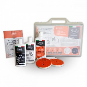 Faber Scratch Off Kit
