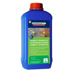 Guard Industry Guard Remover Eco Efflorescence & Cement